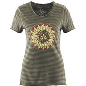 Red Chili Horda T-Shirt Women Mud